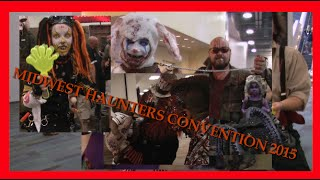 Midwest Haunters Convention 2015 (MHC)