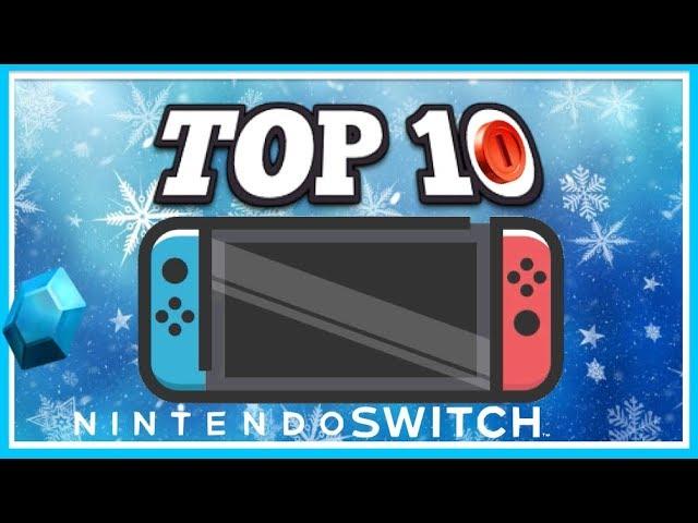 TOP 10 JEUX NINTENDO SWITCH ❄️🔥 thumbnail
