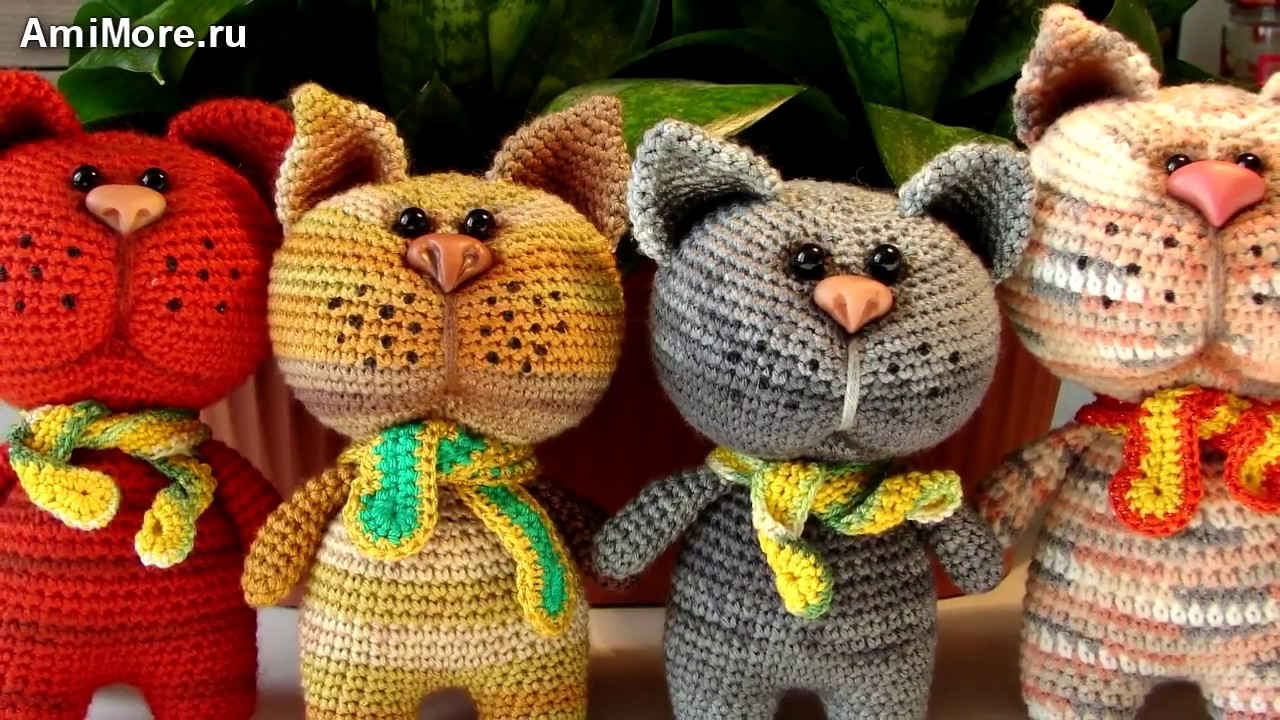 Вязание крючком амигуруми игрушки мастер класс 73