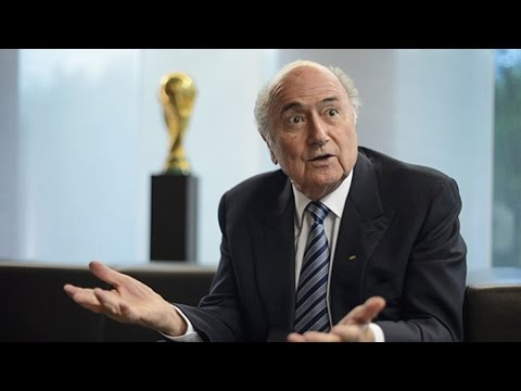 What Prompted FIFA President Sepp Blatter to Resign?