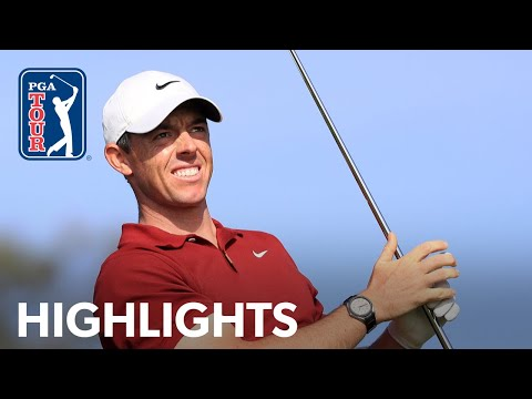 Rory McIlroy shoots 5-under 67 | Round 1 | Farmers 2020