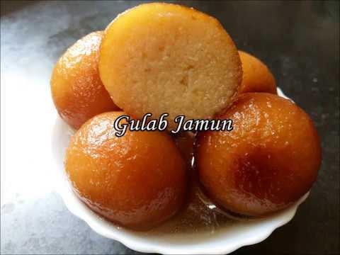 Gulab Jamun with Milk Powder | Easy to make Gulab Jamun