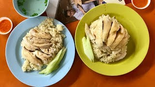 Is Tian Tian really the best chicken rice (海南鸡饭) in Singapore?