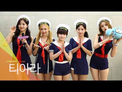 [Showcase] T-ara - 티아라, A.M.N 2015