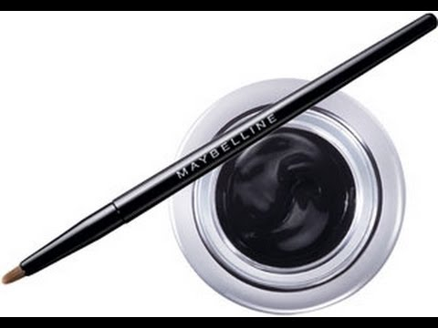 MAYBELLINE GEL EYELINER REVIEW