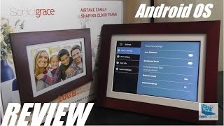 REVIEW: Sonicgrace Airtake Wi-Fi Cloud Digital Photo Frame