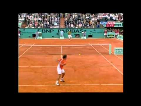 Nadal vs Puerta French Open Final 2005 Highlights HQ