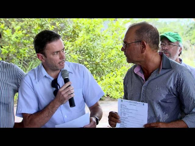 Cadastro ambiental garante acesso do pequeno produtor a crédito e programas sociais