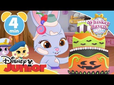 Whisker Haven Tales | Halloween in Whisker Haven | Disney Junior UK