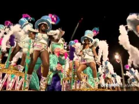 Rio carnival Kicks off