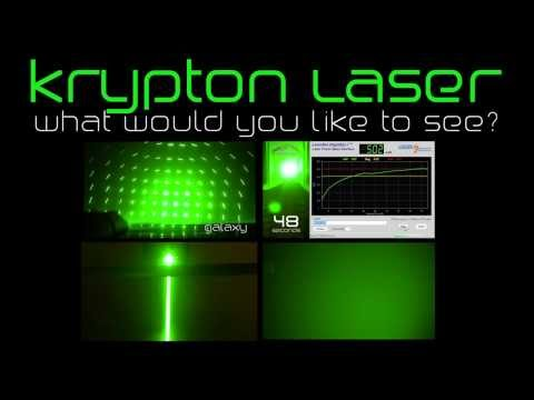 WICKED LASERS INTERACTIVE SERIES: KRYPTON LASER
