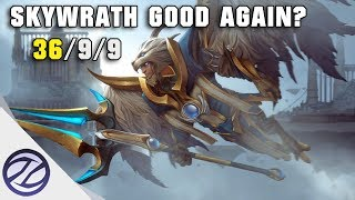 Dota 2 | Skywrath Is Good Again?