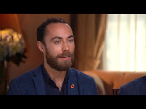 Kate Middleton's Brother on His Sweet New Company