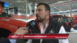2018 KONYA TARIM FUARI ÖZEL - 5 (Öznalcılar Otomotiv  II Alparslan Tarım)