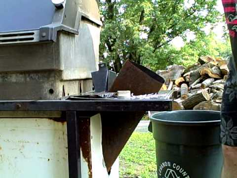 My Great Rocket Stove Movie