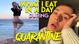 What I Eat in a Day During Quarantine to Lose Weight