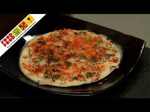 Uttapam | Food Food India - Fat To Fit | Healthy Recipes