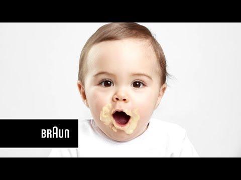 MQ 5 Baby Stabmixer für gesunde Ernährung | Braun Haushaltsgeräte