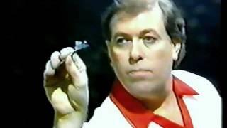 Bob Mackenzie V John Lowe Scotland V England Home Internationals 1986