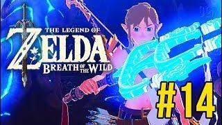 Zelda: Breath of the Wild #14: LẤY ĐƯỢC VŨ KHÍ DAMAGE VÔ HẠN !!! Chém mất 999.999.999 máu !!!