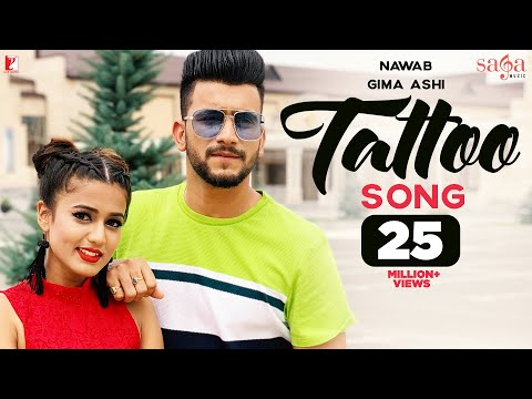 Tattoo Song - Nawab Ft. Gima Ashi | Official Song | StarboyMusicX | New Punjabi Songs 2019