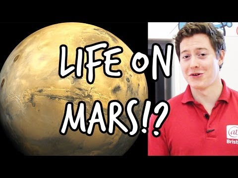 How do rovers search for life on Mars? | At-Bristol Science Centre