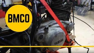 Yamaha SR 250 - Scrambler - episode 1