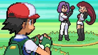 """If Ash Was in the Pokemon Games"" PARODY"