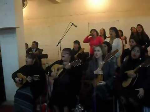 """Coro Instrumental"" Primera Iglesia Metodista Pentecostal Jotabeche 40 Antofagasta"