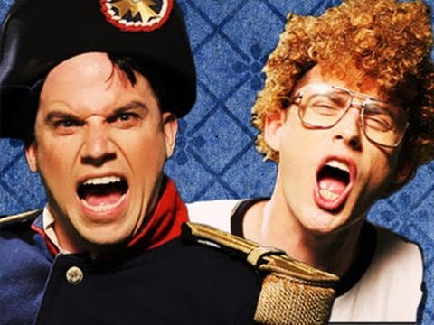 Napoleon vs Napoleon.  Epic Rap Battles of History #9 Music Videos