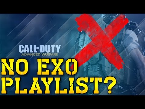 Advanced Warfare w/ NO EXO-SUITS?!