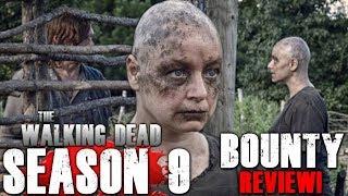 The Walking Dead Season 9 Episode 11 - Bounty - Video Review!
