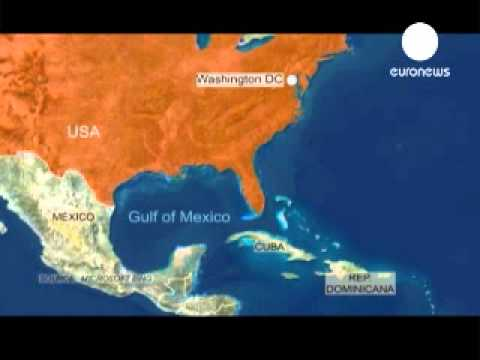 Explosion on Gulf of Mexico oil platform (02/09/2010)