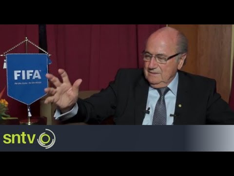 Punishments must be used to fight racism, says Sepp Blatter