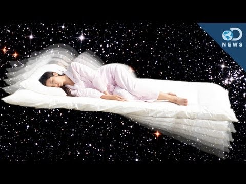 NASA Will Pay You To Lay In Bed