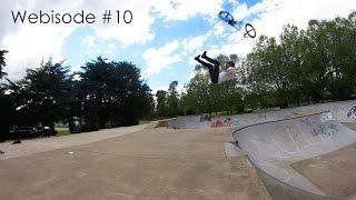 Webisode #10 | How NOT To Backflip (BMX)