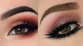 ❤️❤️❤️ Amazing Eye Makeup Tutorial Compilation ♡