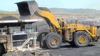 Giant Wheel Loader LeTourneau L-1850