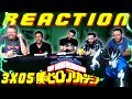 My Hero Academia [English Dub] 3x5 REACTION!! Drive It Home, Iron Fist!!!