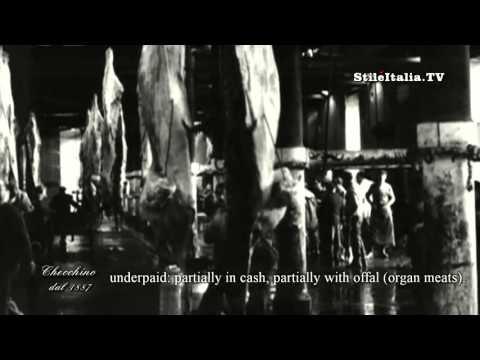 'Wine  Dine'   Ristorante 'Checchino dal 1887′   Roma   part 1/2)     by Stile Italia TV