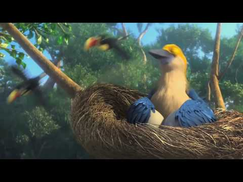 Rio - The Jungle Jig (angry Birds) video