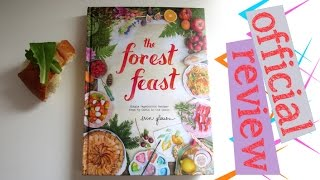 The Forest Feast Vegetarian Cookbook Review
