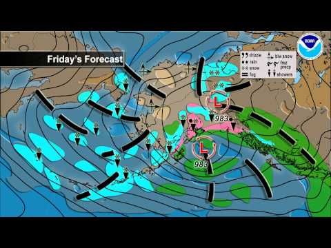 April 09, 2015 Alaska Weather Daily Briefing