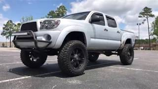 Lifted 2009 Toyota Tacoma for sale
