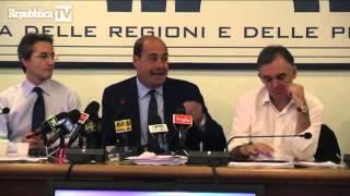 """Legge di Stabilità, ZIngaretti: """"Renzi inv..."""