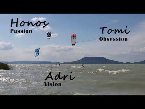 2020 Pünkösd - Kitesurf AEndorphin Beach - Fonyód