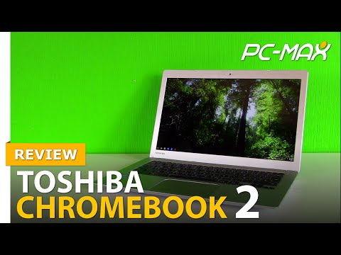 Bild: Toshiba Chromebook 2 - Review / Test
