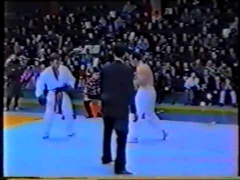 Тхэквондо vs бокс