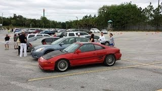 MR2 Turbo vs Mustang GT vs LS2 GTO