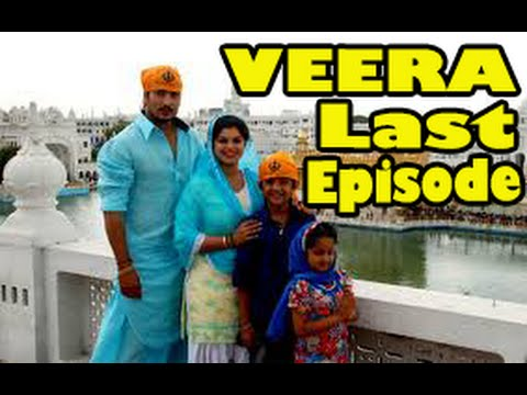 VEERA Serial Last Day Shoot 29th July 2015 thumbnail
